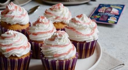 Cupcake alla panna