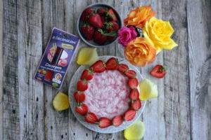 Ricetta dolci Cheesecake alle fragole Decorì