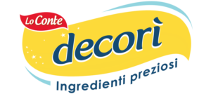 Logo Decorì: ingredienti e decorazioni per dolci